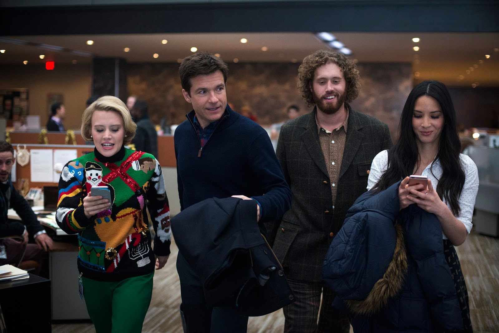 The Urban Politico: Movie Reviews: Office Christmas Party
