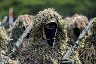 Pasukan Khusus Indonesia yang Paling Ditakuti Dunia
