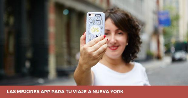 aplicaciones móviles para Nueva York