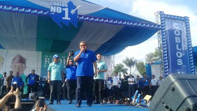 SBY: Pilihlah Pemimpin Yang Sudah Terbukti Memimpin