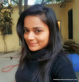 Crime Patrol Actress Dolphin Dubey