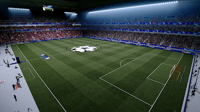 PES 2021 Stadium Stade Pierre-Mauroy