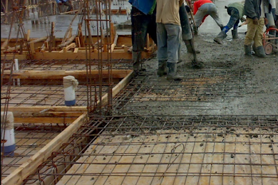 Dak cor beton readymix