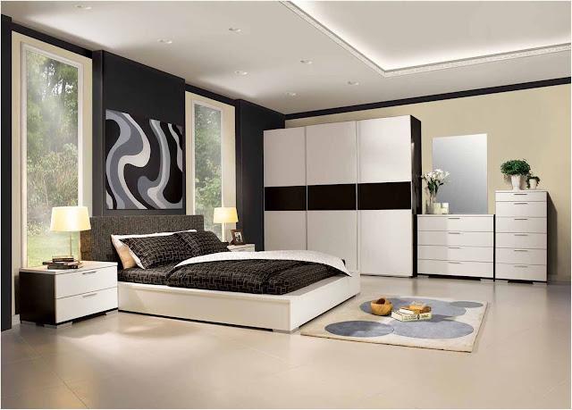 Bedroom cupboard and wardrobe designs