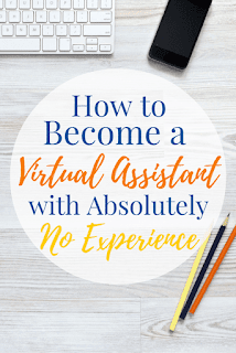 How to become virtual assistant. Earn money online as a virtual assistant