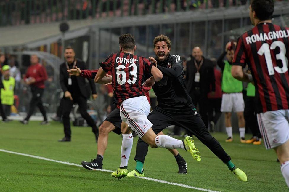 Europa League: come sono andate Milan Atalanta e Lazio nelle partite di ieri