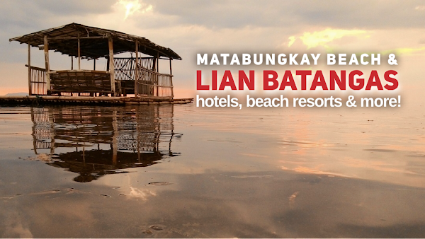 MATABUNGKAY BEACH RESORTS LIAN BATANGAS RESORTS WITH SWIMMING POOL