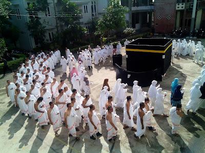 Dokumentasi Praktik Umroh KBIH Al-Hikam Part 2