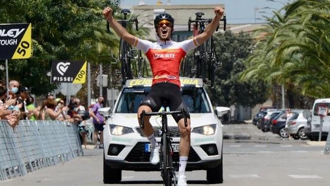 Pau Miquel venció el WHIM - Memorial Momparler y es más líder de la Copa de España Élite - Sub23