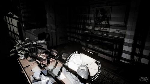 Layers of Fear 2 tiếp nối chiến thắng của phiên bản đầu chào làng năm nhâm thìn
