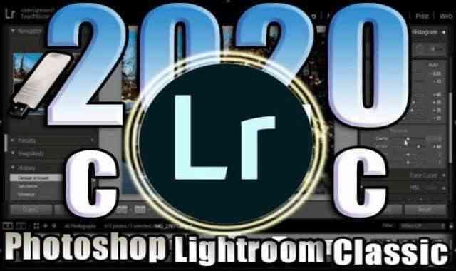 تحميل برنامج Adobe Lightroom Classic 2021 Portable اخر اصدار نسخة محمولة مفعلة