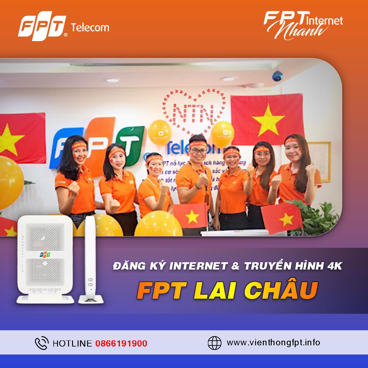 Tổng đài Đăng ký Internet FPT tại Lai Châu