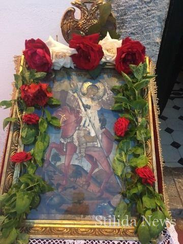 Στυλίδα: Παραμονή Αγίου Δημητρίου
