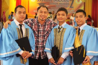 Bila Kenangah 8 Tahun Lalu Menjengah; Graduasi MRSM Mukah 2012