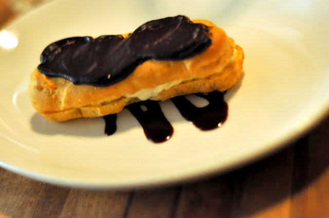 Frozen Chocolate Eclair | Taste As You Go