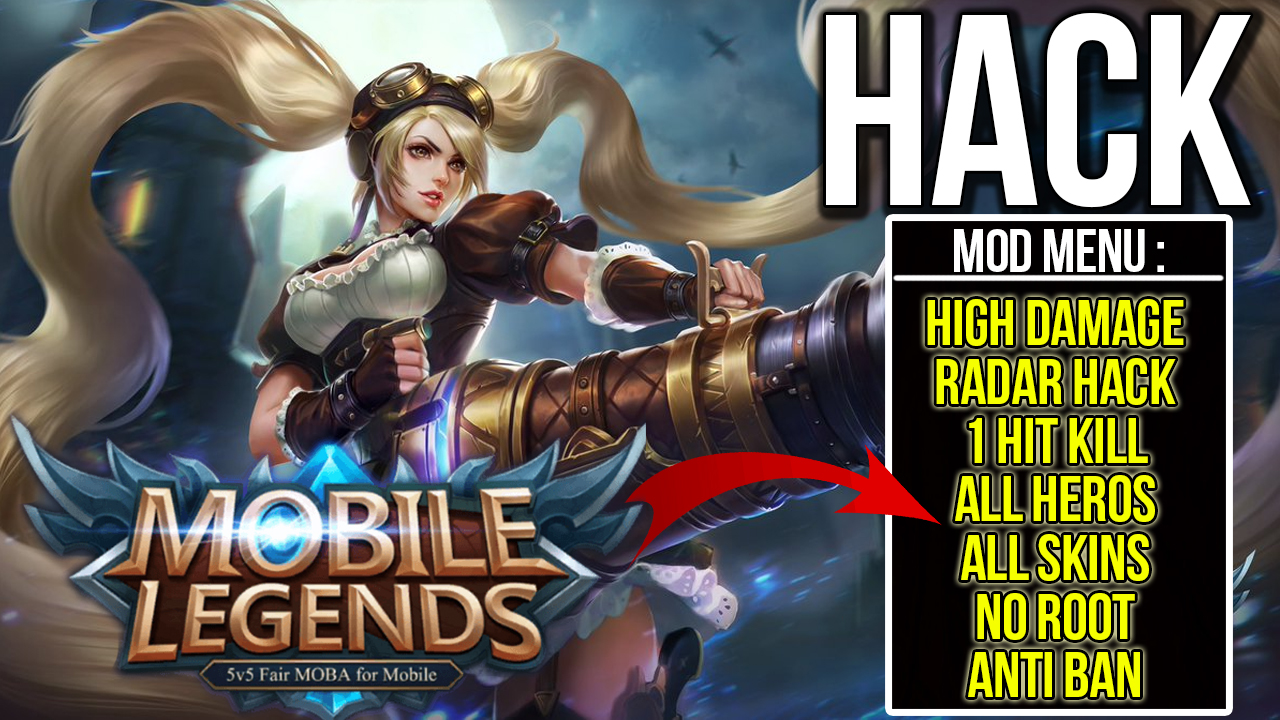 apk cheat damage mobile legend tanpa root