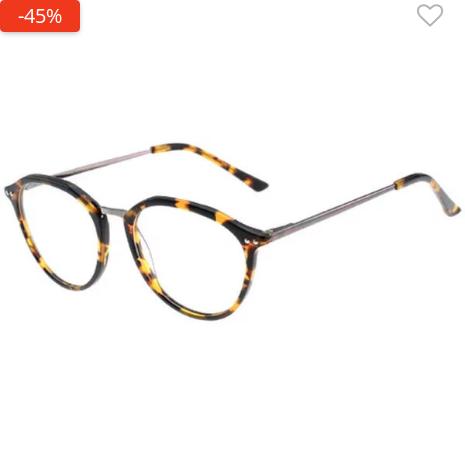 Ochelari unisex cu lentile pentru protectie calculator Polarizen PC 17108 C3