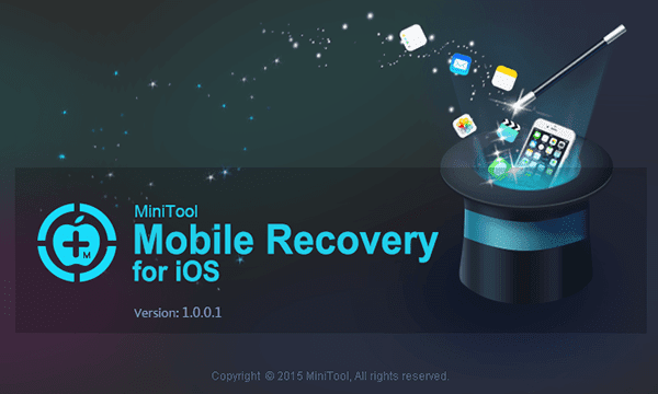 MiniTool Mobile Recovery for iOS 1.1.0.1 Latest 2016 Download