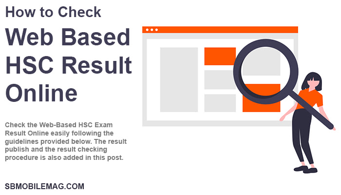 Web Based HSC Result 2020, Web-Based HSC Result 2020