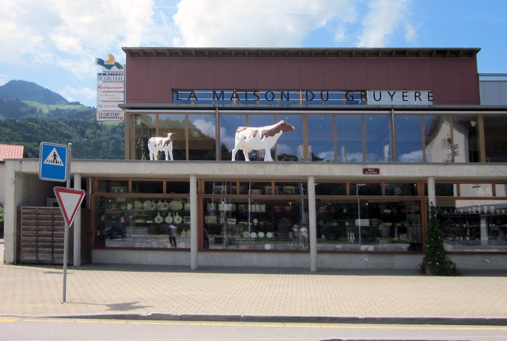 gruyere cheese museum