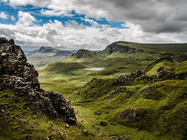 5 beautiful locations that contain some of the best campsites Scotland has to offer