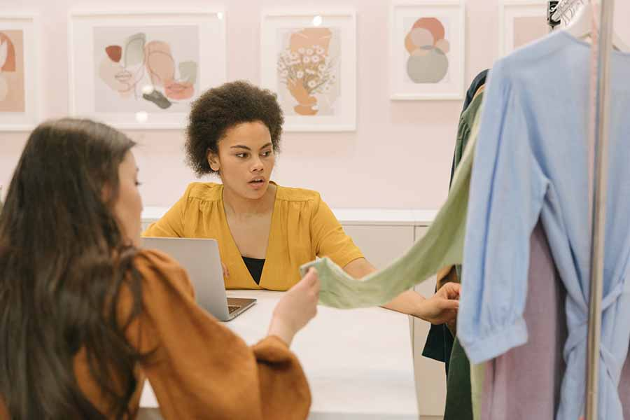 womens clothing store seo