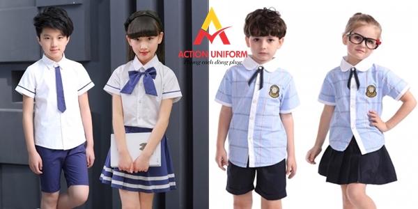 Mẫu đồng phục tiểu học 24