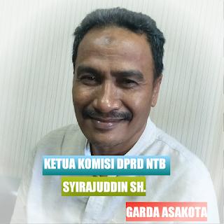 Soal Putus Kotrak GTI, Syirajuddin: Tidak Usah Gentar Dengan Ancaman Gugatan Balik