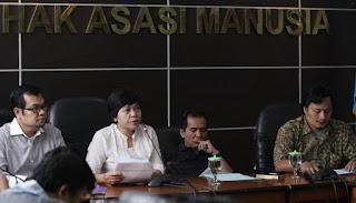 Komnas HAM siap memberikan perlindungan bagi nikita mirzani dan PR jika mereka terbukti menjadi korban dan mau membongkar sindikat perdagangan perempuan