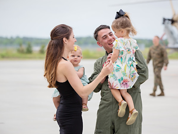 What to Expect- Your First Deployment Homecoming