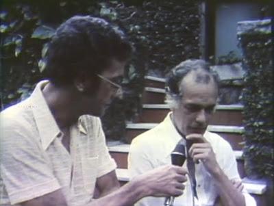 Recordar é TV_Araken Távora e Nelson Pereira dos Santos_Crédito Divulgação TV Brasil