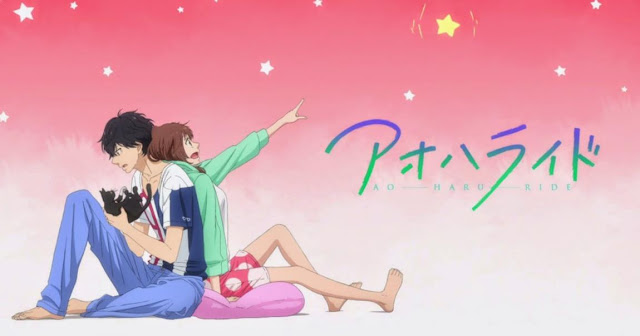 Ao Haru Ride - Daftar Anime Romance School Terbaik Sepanjang Masa