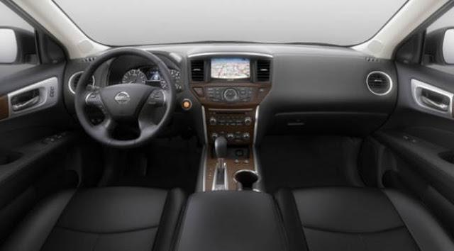 2019 Nissan Pathfinder Redesign