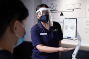 Kacamata Berteknologi yang Mampu Scan Bentuk Wajah 3D