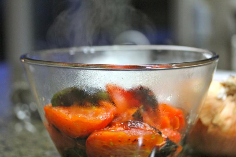 Roasted Jalapeño Salsa ingredients