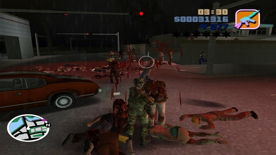 GTA Long Night Zombie City Free Download Pc Game