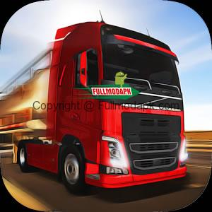 Euro Truck Driver v1.5.0 Mod Apk For Android
