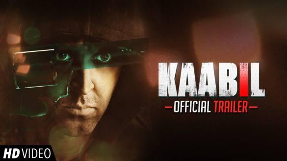 Kaabil Official Trailer | Hrithik Roshan | Yami Gautam