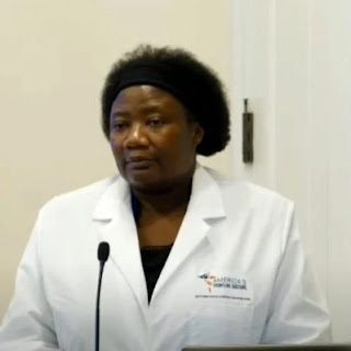 Nigerian doctor based in the US that advised Trump on how to cure covid-19
