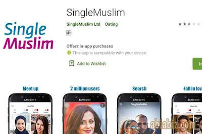 single muslim apk