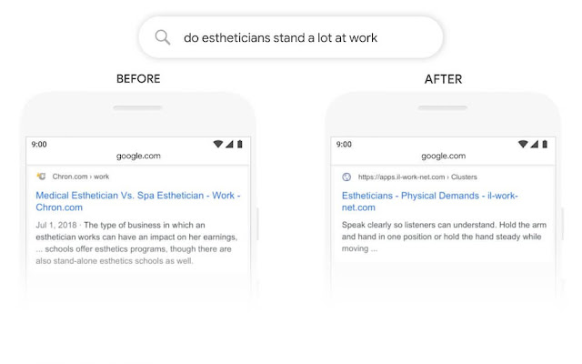 What is Google BERT update and how does Google BERT work explained