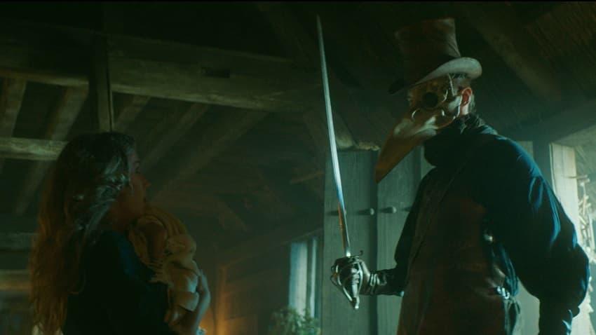 Рецензия на фильм «Проклятие ведьмы» - новый хоррор Нила Маршалла - 01