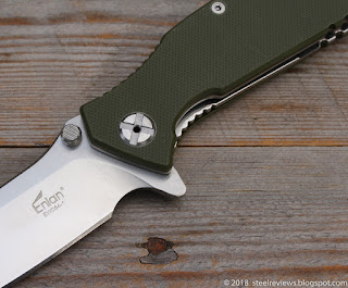 Enlan EW054-1 persian style flipper