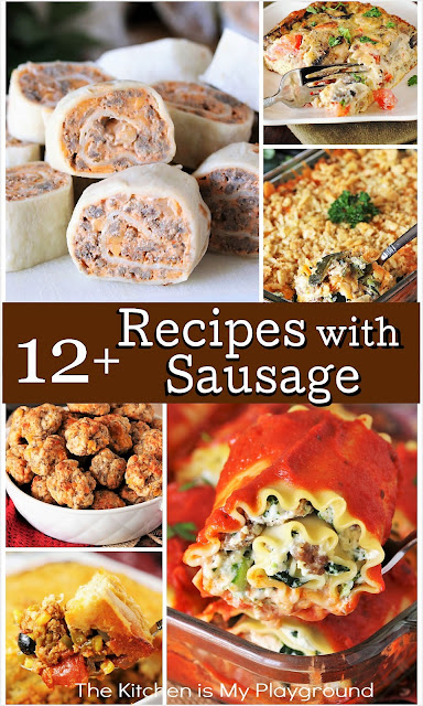 12+ Recipes to Make With a Pound of Sausage Image