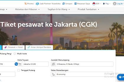 7 Keuntungan Beli Tiket ke Jakarta di Traveloka