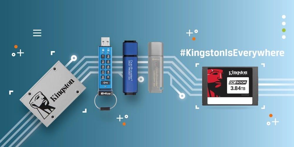 Kingston Technology siempre en contacto contigo para ayudarte