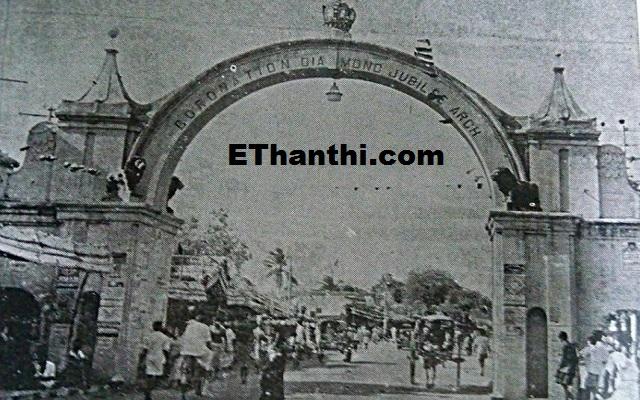 தஞ்சாவூருக்கு காந்திஜி ரோடு வந்த கதை !