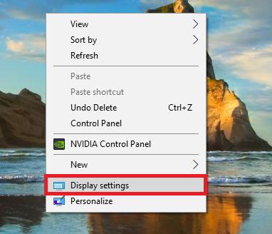 Hướng dẫn thay đổi độ phân giải màn hình
