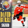 Free Agent David Burri Signs with Barrie Colts. #OHL