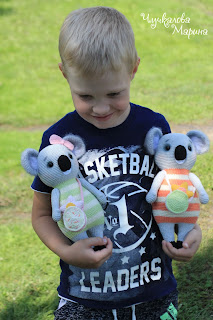 koala bear crochet